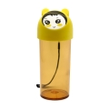 Creative Face Reusable Water Bottles - Coffee