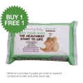 Beaming Baby Certified Organic Baby Wipes Fragranc...
